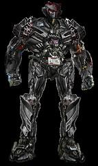 Wildrider (Movie Custom) (Barricade24) Tags: transformers movie decepticon stunticon wildrider
