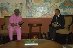 MINISTER CALLS FOR STRENGTHENING OF LOCAL GOVERNMENT REGIME IN REGION (JIS)