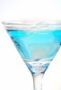 High Key Cocktail (Caroline.32) Tags: highkey macromondays macro nikond3200 niftyfifty 50mm18 backlit scrim lightbox drink glass blue martiniglass miniature extensiontube12mm