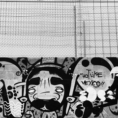 Hot like Mexico (dearinox25) Tags: bn2 writingonthewalls hot like mexico benicassim