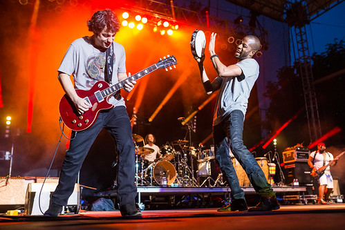 Trombone Shorty at Edgefield Concerts on the Lawn