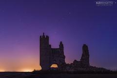 _MG_9040-Edit-2-copy.jpg (Alessio Brengetto) Tags: night ruin ruins stars torrijos caudilla castle july moon spain star españa 2015