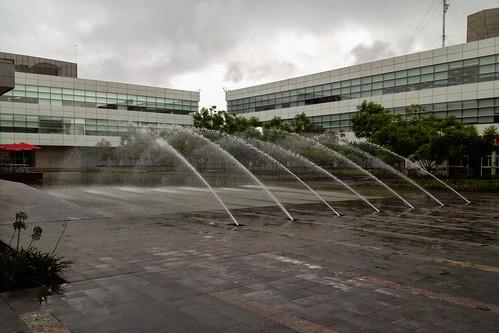 Mañana lluviosa en Tecnoparque