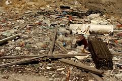 Detritus (LookSharpImages) Tags: lime oregon limeoregon abandoned abandonedspaces