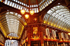 Leadenhall Market (chrisinphilly5448) Tags: london leadenhall market street perspective uk unitedkingdom victorian reiss england