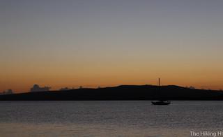 Sunset Over Lanai