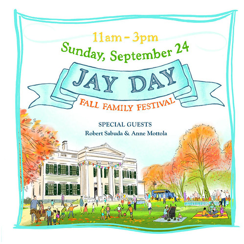 Jay Day! Hudson River Valley Ramble!
