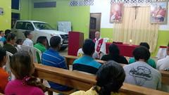 Misa con el grupo Juan XXIII de la parroquia