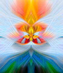 "Spiritual Twirl Art #14  - ""Orange Ground Flower"" (FotoGrazio) Tags: waynegrazio waynesgrazio abstract abstractart art avantgarde beautiful composition dream fineart fotograzio lovely meditate nirvana painterly photoeffect photomanipulation phototoart phototopainting psychodelic purple relax spirits spiritual surreal texture twirlart"