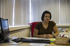 Coordenadora da CRE Fátima