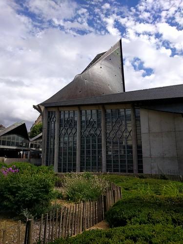 Église Sainte-Jeanne-d'Arc, Rouen