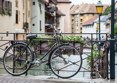 Annecy_Bikes-7360 (dtpowski) Tags: bikes annecy classicbikes france mountains oudoors stilllife rhonealps