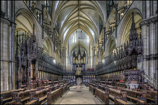 Lincoln Cathedral 21