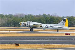 Liberty Bell (redhorse5.0) Tags: b17bomber warbird ww11aircraft boeingflyingfortress b17libertybell flying aviation redhorse50 sonya850