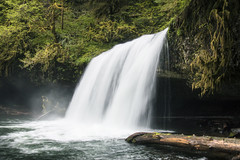 Butte Creek Falls, Oregon, Smooth focus (lessa.clayton) Tags: buttecreekfalls oregon smoothfocus