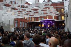 Hidden Dragons (Feast of Music) Tags: electronicmusic littledragon momaps1 queens warmup