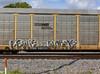 (o texano) Tags: houston texas graffiti trains freights bench benching lewis worms a2m adikts