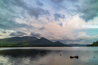 Bassenthwaite Lake Evening