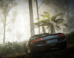 Forza Horizon 3 / The Morning Mist (Stefans02) Tags: forza horizon 3 fh3 horizon3 forzahorizon3 microsoft games game turn 10 playground xbox studios cars car open world free roam screenshots screenshot screenshotart art beautiful beauty digital landscape nature outdoor hotsampled hotsampling 4k image downsampling downsampled enveironments air clouds racing race subaru festival ferrari porsche spyder 918 2014 photo realistic photorealistic rain raindrops virtual virtualphotography videogames screencapture pcgaming societyofvirtualphotographers