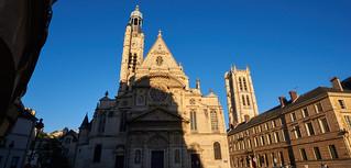 Eglise Saint-Étienne-du-Mont