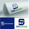 LOGOTIPO   SAÚDE FINANCEIRA (ElizSposito Designer) Tags: logo logotipo designer gráfico graphic logomarca visual identidade