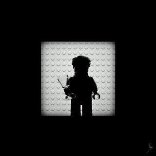 Shadow (391/100) - Bruce Wayne