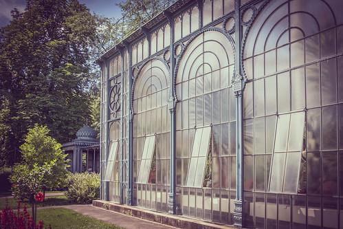 Wilhelma greenhouse