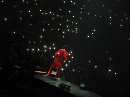 Kendrick Lamar fan photo