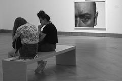 'I have a feeling we are being watched' (chipje) Tags: museum modernamuseet skeppsholmen stockholm sweden