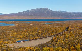 Heavy haul across the Arctic
