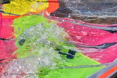 SOLENT COLOURS (mark_rutley) Tags: solent windsurfing windsurfer sport stokesbay colour color vibrant sea coast hampshire