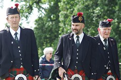 Photo of Alloabowmar Pipe Band