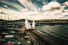 Swanage - Summertime at shore (☺dannicamra☺) Tags: nikon d5100 greatbritain uk england swanage landscape sky clouds water sea shore boat nature summer südengland meer strand ufer boot landschaft himmel wolken south coast küste