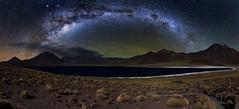 Laguna Miscanti (vglima1975) Tags: milkyway stars astrophotography atacama desert inexplore chile astronomy milky way lagunamiscanti
