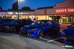 "WEKFEST 2017 NJ  Rollers WEDS Kranze Varae - Lexus RC F Sport Tyrone • <a style=""font-size:0.8em;"" href=""http://www.flickr.com/photos/64399356@N08/36693240406/"" target=""_blank"">View on Flickr</a>"