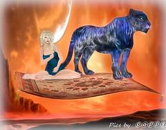 Magic Carpet Series  1 (12) (Poppys_Second_Life) Tags: 1001nights 2l arabiannights fantasy flyingcarpet liger magiccarpet myth onethousandandonenights panther panthera picsbyⓟⓞⓟⓟⓨ popi popisadventuresin2l popikone popikonesadventuresin2l poppy sl secondlife virtualphotography ألفليلةوليلةalflaylawalayla