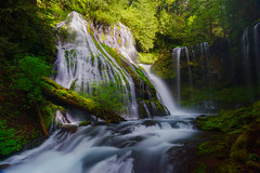 Panther Creek Falls (PNW-Photography) Tags: panthercreekfalls panthercreek falls waterfalls northwest washington stabler mtadams mtsthelens longexposure