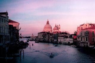 It's Venice