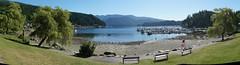 Panorama Park (rovingmagpie) Tags: canada vancouver britishcolumbia deepcovelookout deepcove panorama pano park can150