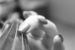 If music be the food of love play on (Nathalie_Désirée) Tags: violin instrument music melody song timeexposure canoneos600d 1855 poetic soul nail nailpolish hand finger string vibe bw blackandwhite monochrome bichrome nocolor colorless idea ring macro closeup play move movement manicure greyscale elegance mood atmosphere scheme soft blur