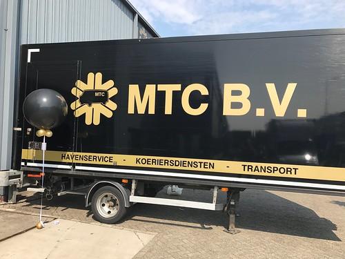 Cloudbuster Rond MTC Rotterdam