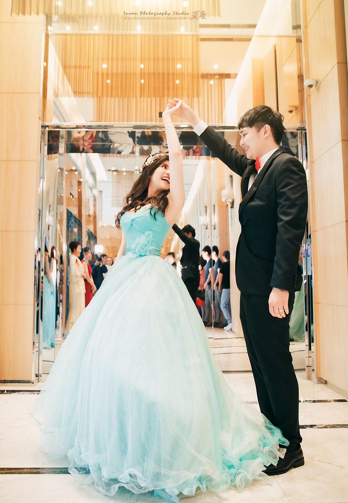 [ 婚攝英聖 | 婚禮記錄 ]GO+Vivian {地點:新莊典華}