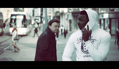 The Brooklyn Connection (BotaFriko) Tags: d7000 gent nikon streetphotography cinematic cinematography hoody afro thriller filmscene moviescene man streetshot