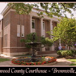 Haywood County Courthouse - Brownsville, TN thumbnail