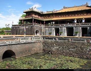 Citadel, Hue, Vietnam