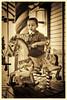 Simone e il suo Palio di Siena !!! (*SevePhoto*) Tags: nikon nikkor nital palio siena giostre giostra cavallo bianco seppia sevephoto seve severino trevignanoromano trevignano bambino rome roma d610 2017 lazio lexar lago fantino vintage