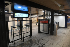 Reopening of 53rd St ESI Station (MTAPhotos) Tags: brooklyn ny usa subway new york city transit 53rd st esi