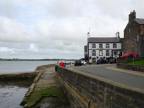 Slipway and the Anglesey Arms, Caernarfon