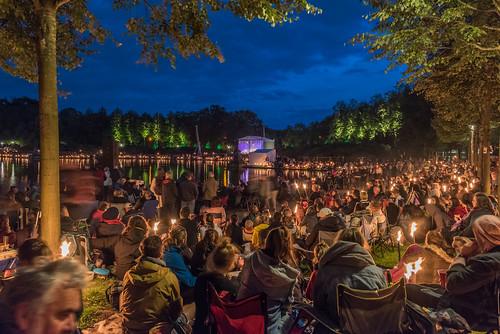 musik und licht am hollersee