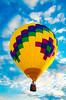 9.16.17 Balloonfest 7  Guttendorf (charlie_guttendorf) Tags: airshow ballon balloonfest guttendorf hotairballon hughesvillepa lycoming nikon nikond7000 bluesky colorful fall
